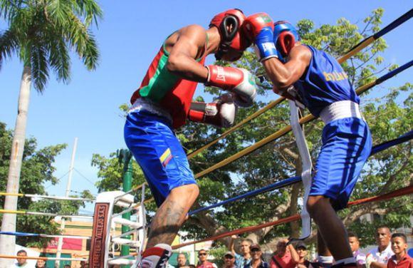 7 boxeadores en Suramericanos de la Juventud
