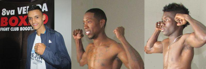 8 velada boxeo bogotá