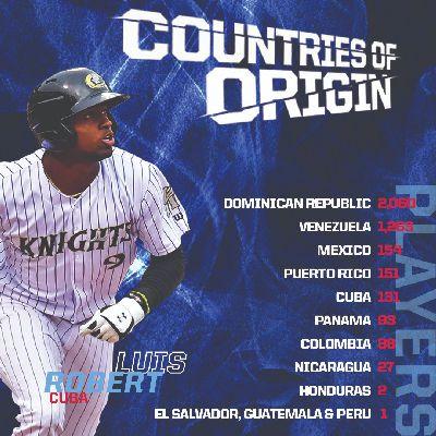 88 colombianos certificados por MLB
