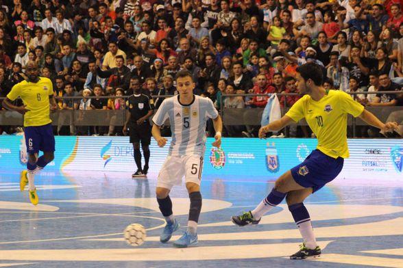 ARGENTINA vs BRASIL 4