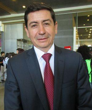 Alcalde de Sogamoso Sandro Nestor Condia