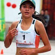 ALEJANDRA SIERRA MEDALLA DE ORO EN ECUADOR
