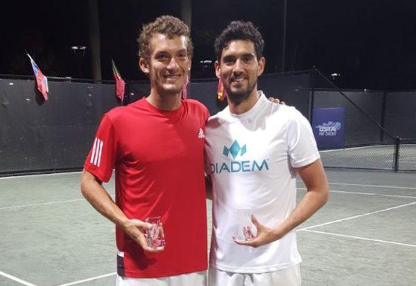Alejandro Gómez y Daniel Bendeck