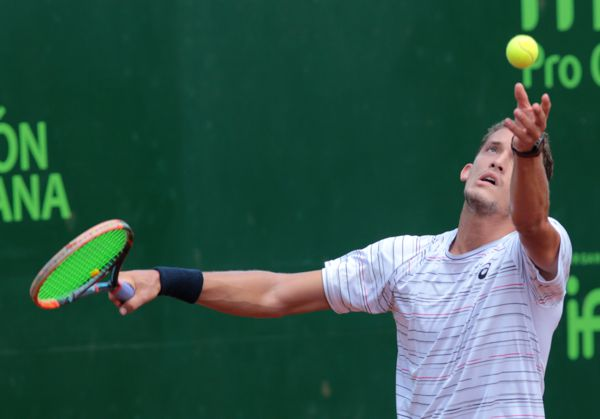 ALEJANDRO GÓMEZ A CUARTOS DE FINAL DEL ITF DE FOUNTAIN VALLEY