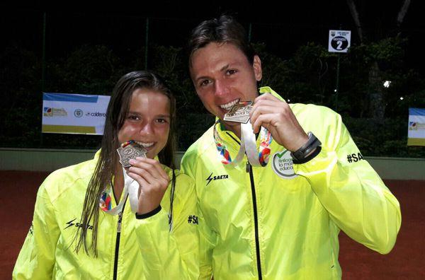 Alejandro Gonzalez Juegos Nales 2 oros