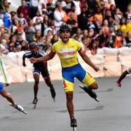 COLOMBIA DE NUEVO CAMPEÓN MUNDIAL DE PATINAJE DE CARRERAS