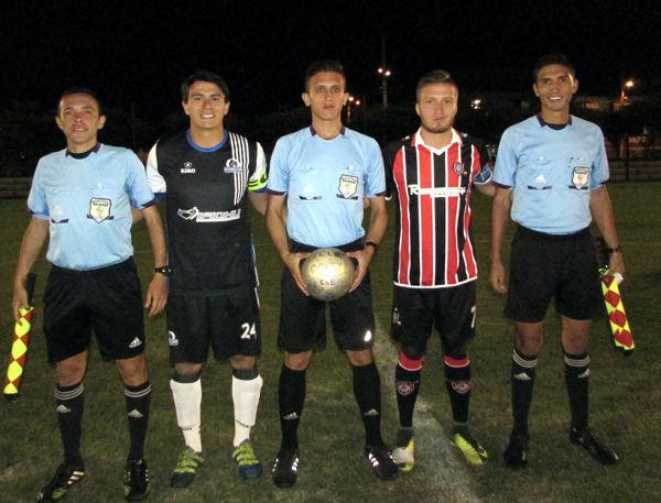 Alianza Sur vs Chacarita