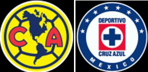 DOMINGO DE CLÁSICO LIGA MX ENTRE AMÉRICA Y CRUZ AZUL