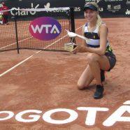 AMANDA ANISIMOVA CAMPEONA DEL CLARO OPEN COLSANITAS WTA