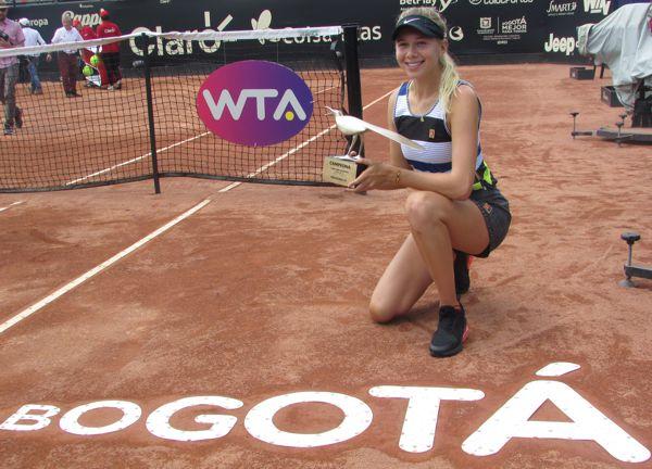 Amanda Anisimova campeona claro open 2019