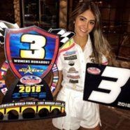 ANDREA DOMINGUEZ, 3A EN MUNDIAL MOTOS ACUÁTICAS