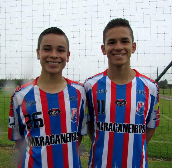 Andres y Juan Sebastián Forero