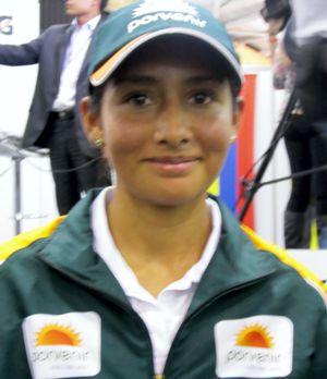 Angie Orjuela 2015