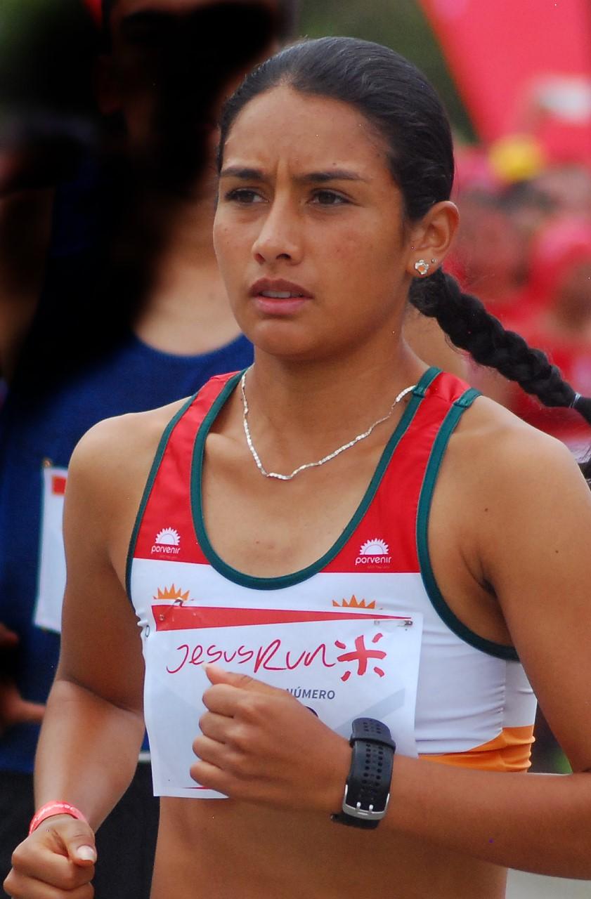 Angie Orjuela 2017 Guadalajara