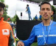 ANGIE ORJUELA Y JOHN TELLO GANADORES DE LA ALLIANZ 15K