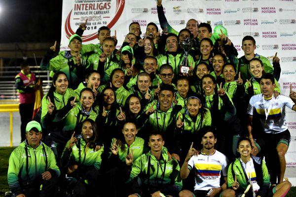 Antioquia campeon interligas
