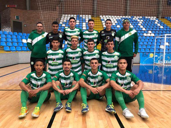 Antioquia sub 21 semifinal