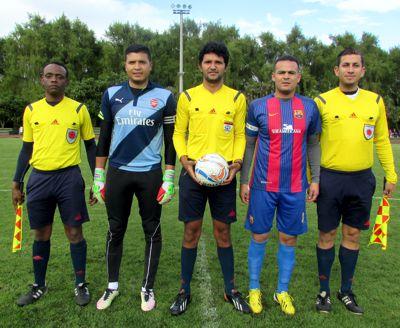 Arsenal vs Suramericana