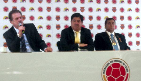 Asamblea Federacion Col Futbol