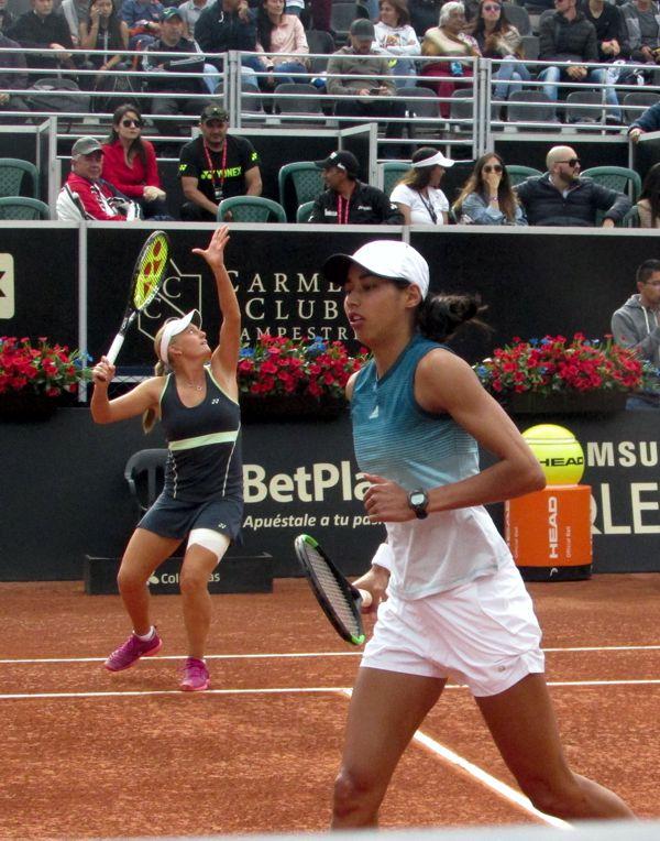Astra Sharma y Zoe Hives campeonas en dobles 2019