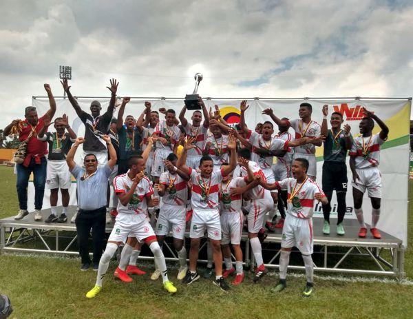 Atlántico Campeón 2019