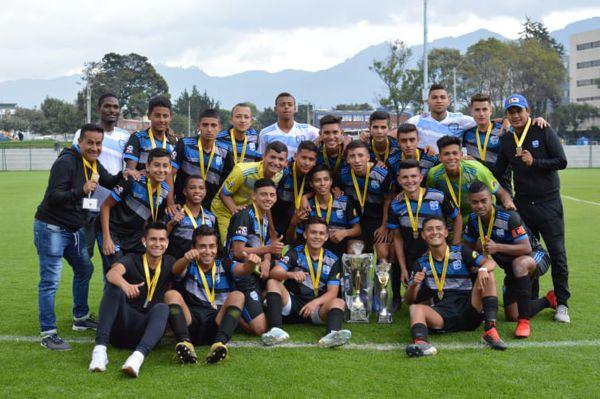 Atlético Belgrano 2020. campeón