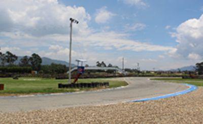 Autodromo Tocancipa renovado