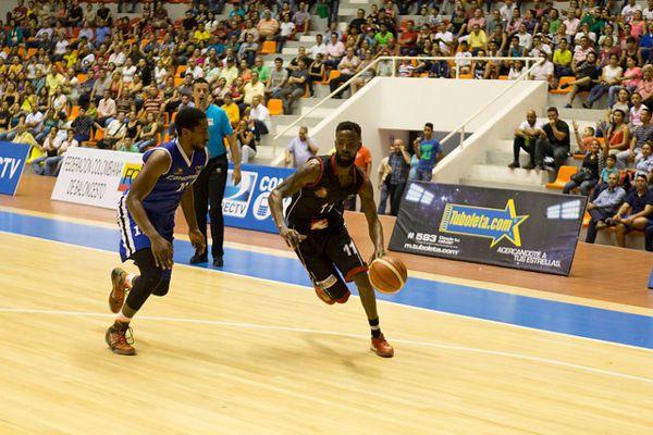 Baloncesto Liga Directv Halcones vs Condores de Cmarca