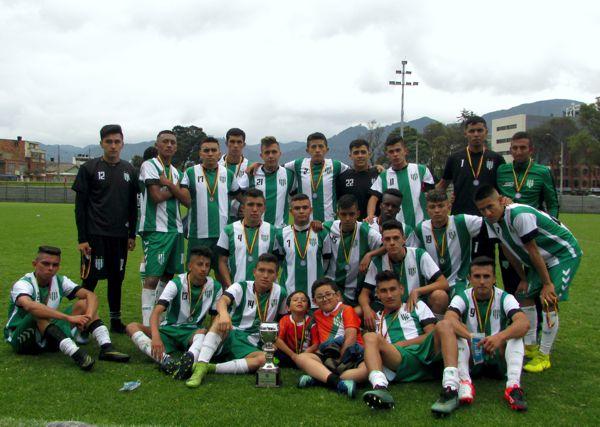 Banfiel subcampeón 2019