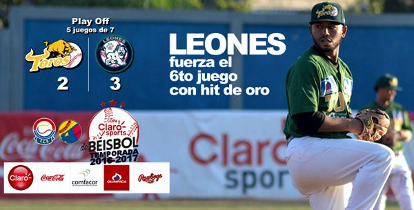 Beisbol 6to juego play off