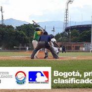 BOGOTÁ PRIMER CLASIFICADO A LA FINAL DEL MLB AMATEUR