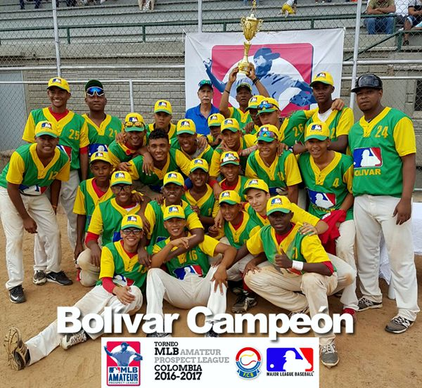 Beisbol Bolivar campeón