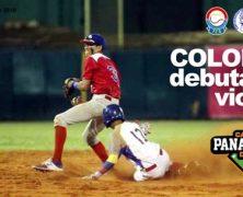 COLOMBIA DEBUTÓ CON VICTORIA ANTE PUERTO RICO