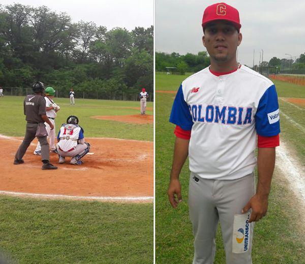 VICTORIA DE COLOMBIA EN SURAMERICANO DE BÉISBOL