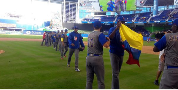 Beisbol Colombia se despidio