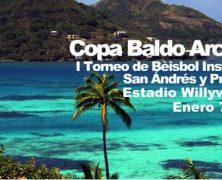COPA BALDO-ARCHIBOLD I TORNEO DE BÉISBOL INSTRUCCIONAL