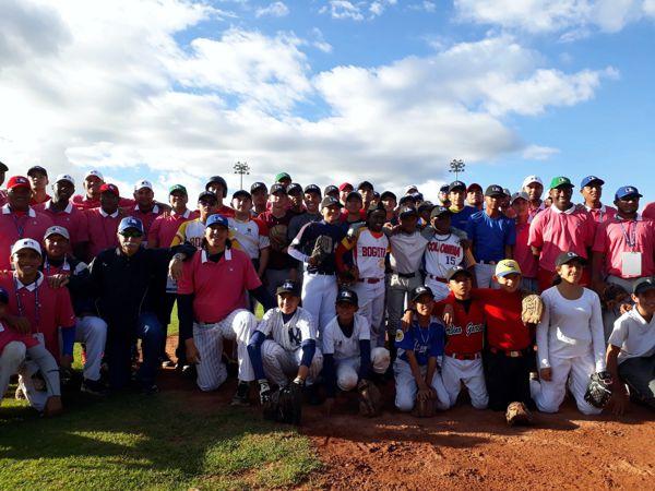 Beisbol Culminó curso entrenadores