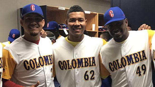 Beisbol historico triunfo de colombia