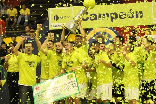 Bello Antioquia Campeón Superliga