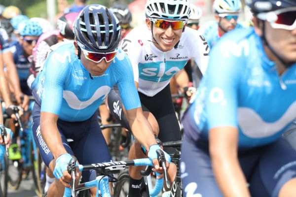 Bernal segundo y Quintana tercero