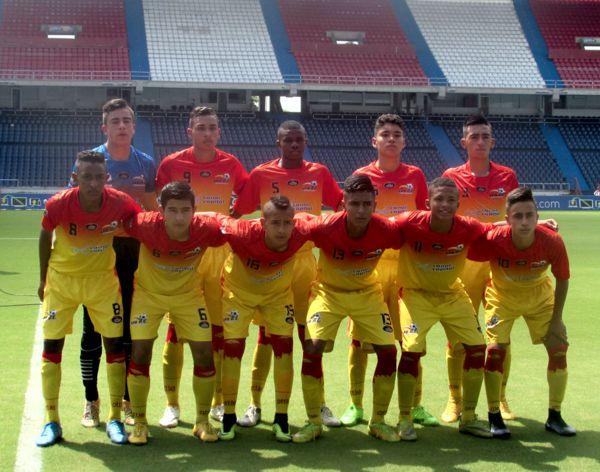 Bogotá 2 fecha fase final juvenil