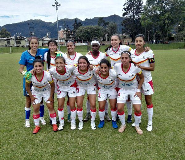 Bogotá 2 fecha semifinal femenino 2019