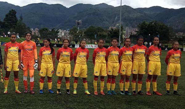 Bogotá Femenino Infantil
