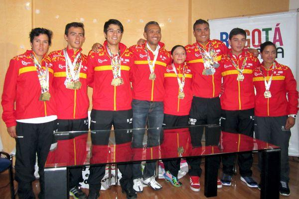 Bogotá Subcampeón Juegos Nacionales