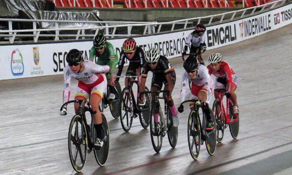 Bogotá campeón nacional pista élite