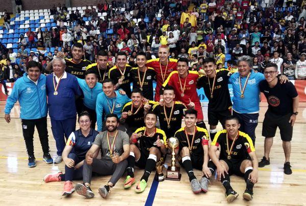 Bogotá campeón