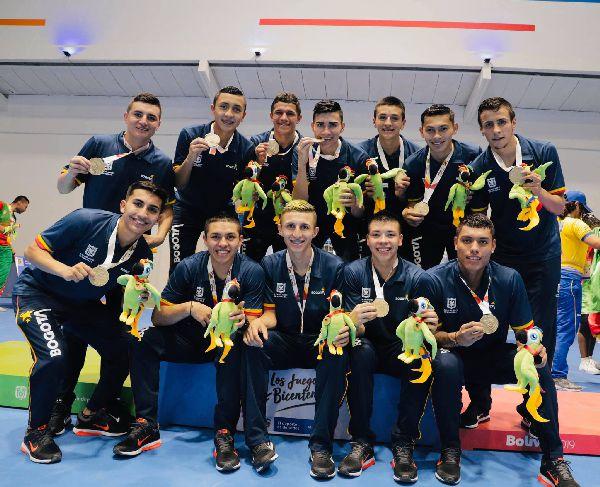 Bogotá campeon juegos nacionales medallas