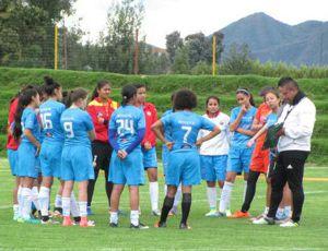Bogotá juvenil grupo 3 zonal