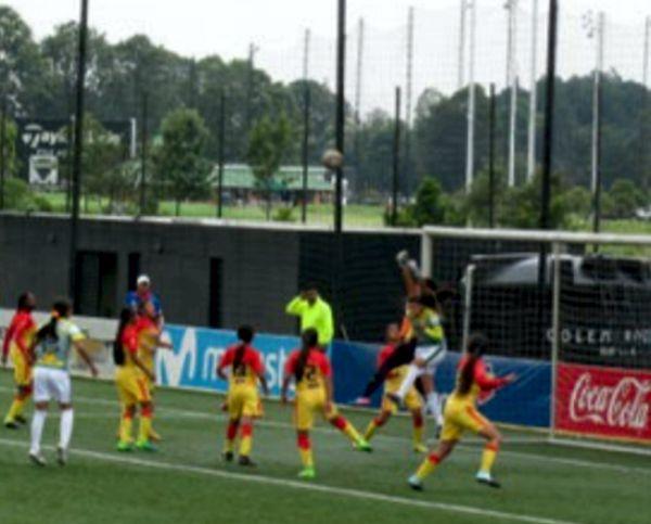 Bogotá vs Santander zonal clasificatorio 2