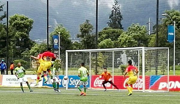 Bogotá vs Sucre